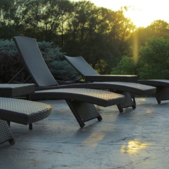 Patio Longue Chairs